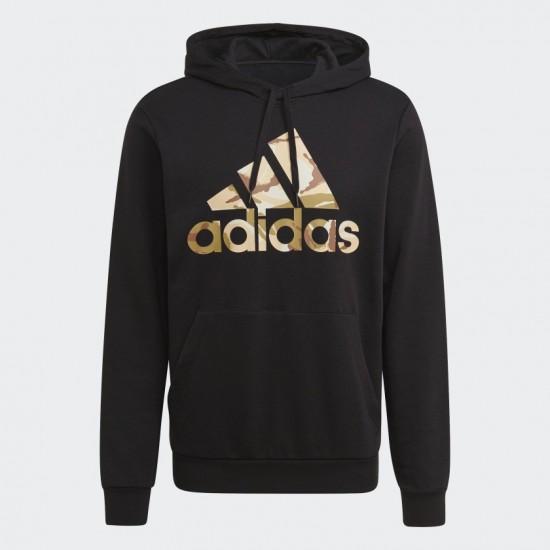 Adidas Essentials Camouflage Hoodie