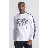 Gianni Kavanagh White Spring Breakers Sweat