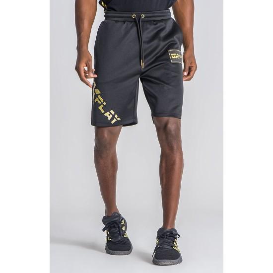 Gianni Kavanagh Black Play Shorts