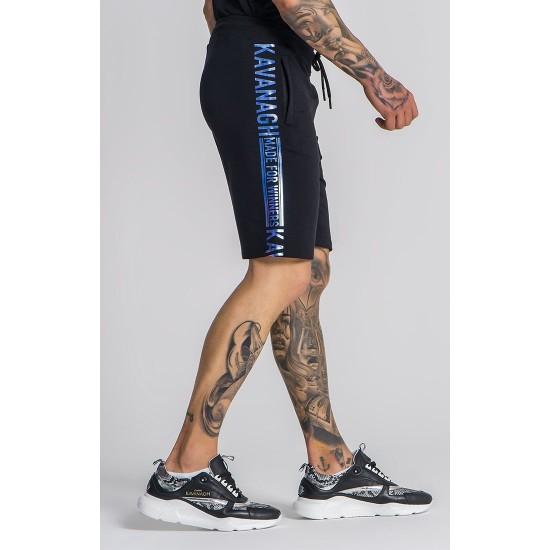 Gianni Kavanagh Black Born Free Shorts