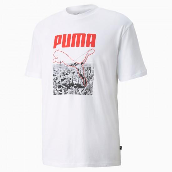 Puma T-shirt Photoprint
